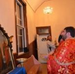 Икона святых апостолов - дар приходу собора св. Варвары в Эдмонтоне