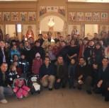 Общий снимок после литургии 25 ноября