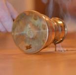 Воскомастик - расплавленная смесь чистого воска и различных видов ладана