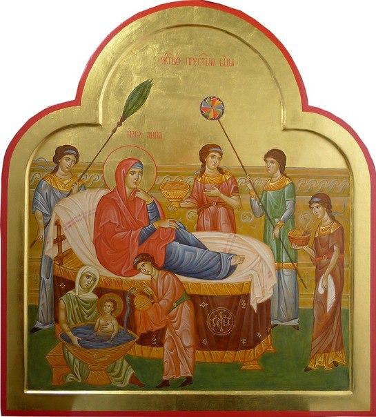 Nativity of the holy virgin jackson