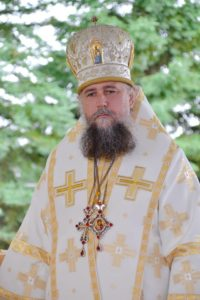 His Grace Job (Iov), Bishop of Kashira, the Administrator of Patriarchal Parishes in Canada