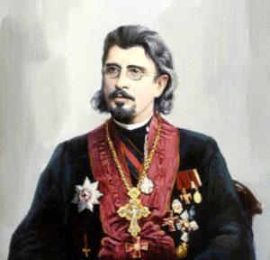 Отец Александр Хотовицкий. 1917г.