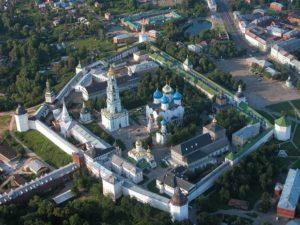Holy Trinity Lavra of St. Sergius