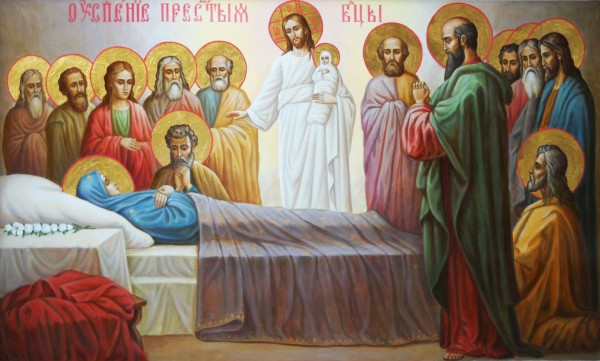Sermon on the Funeral : Orthodox Canada