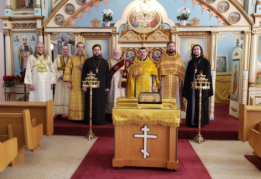 The principles of the liturgy in the orthodox christianity